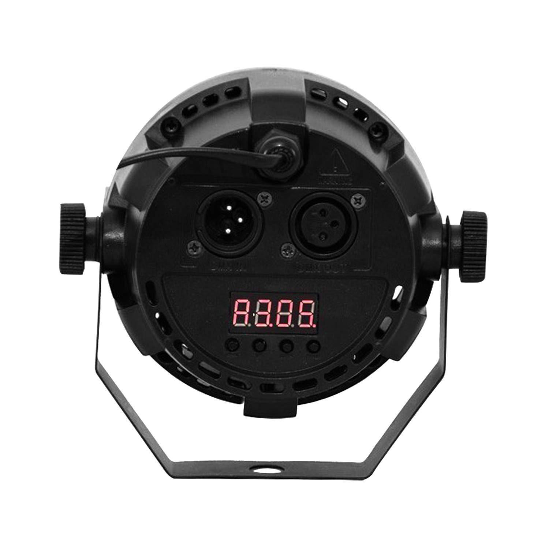 Projecteur PAR /à LEDs RGB3 12X3W 3-en-1 DMX Strobe IBIZA LIGHT