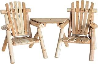 product image for Lakeland Mills Cedar Log Visa-Tete, Natural