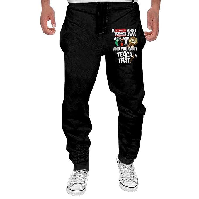 Man My Name Is Enzo Amore Sweatpants Jogging Pants Amazonca