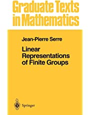 Linear Representations of Finite Groups: v. 42