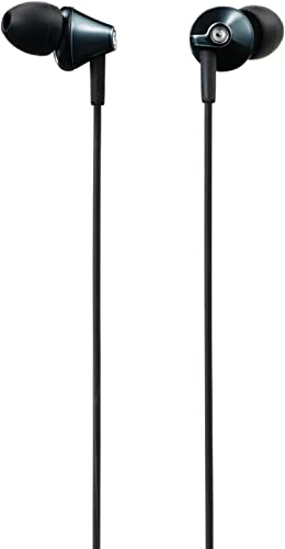 Panasonic RPHJE290K Earbud Earphone, Black