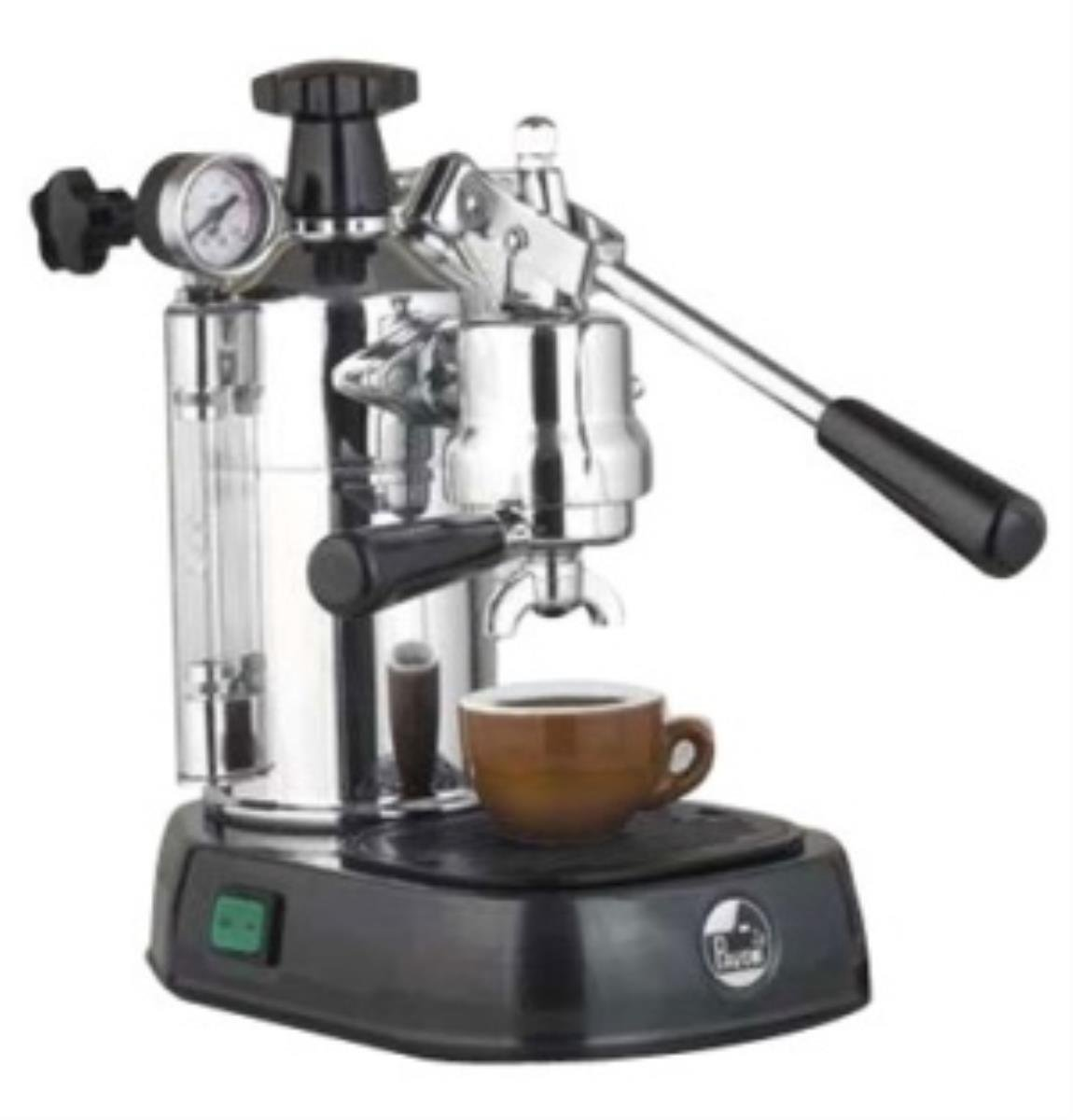 La Pavoni Professional PBB-16 Espresso Machine Black Base by La Pavoni