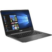 Asus Ux430Un-Gv060T 14 inç Dizüstü Bilgisayar Intel Core i7 16 GB 512 GB NVIDIA GeForce MX 150 Windows 10, Metalik