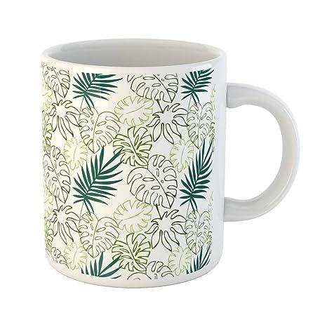 Amazon.com: Tinmun - Taza de café de 11.0 fl oz, diseño de ...