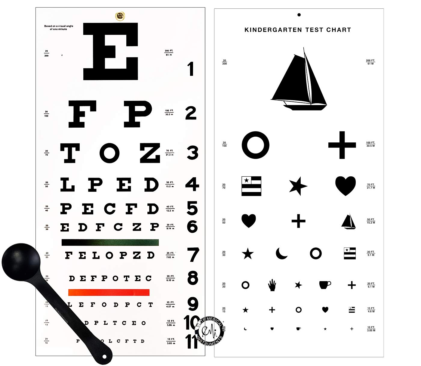 photograph regarding Pediatric Eye Chart Printable identified as Perfect Ranked inside Small Eyesight Eye Charts Successful Client