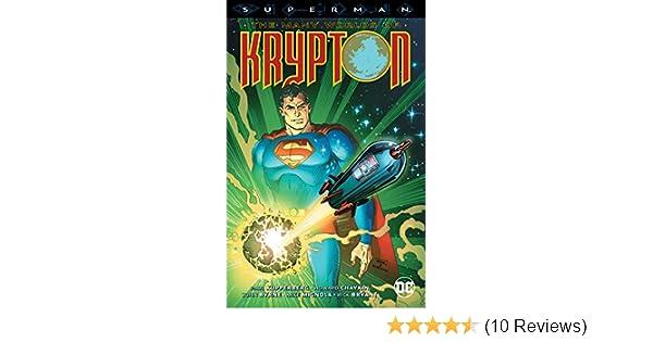 DC Comics World Of Krypton 1 2 3 Full Run Superman Jor-El 1000