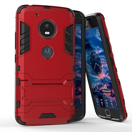 Ougger Fundas para Motorola Moto G5 Funda Carcasa Case ...