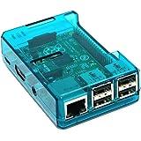 Raspberry Pi 3B/2B/B+ 専用ケース (Blue)