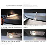 Car Door LED Light Projector Ghost Shadow Lights