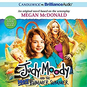 Judy Moody and the Not Bummer Summer Audiobook