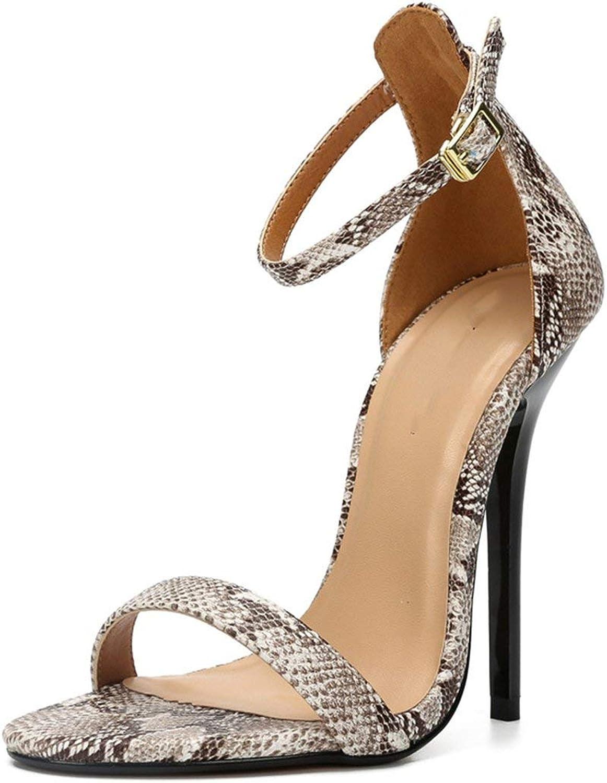 Details about  /Women Elegant Velvet High Heels Ankle Buckles Sandals Fashion Shoes Stilettos