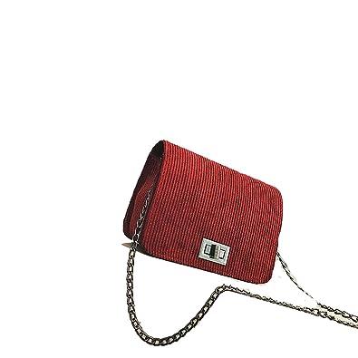0e2ba1742e Designer Shoulder & Crossbody Bags Cotton Hasp Solid Chain Women Bag  Handbags sac a main Women