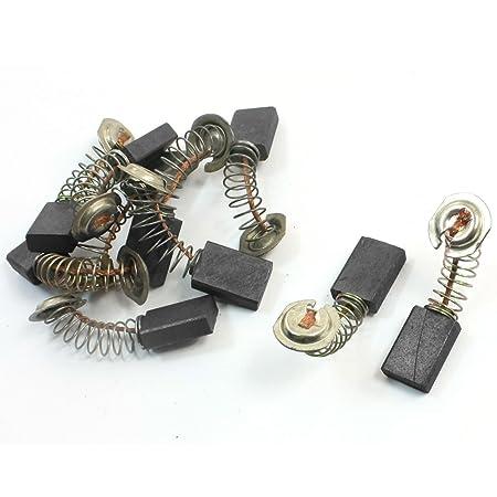 sourcingmap® 10Pcs Spare Parts Motor Carbon Brushes 303