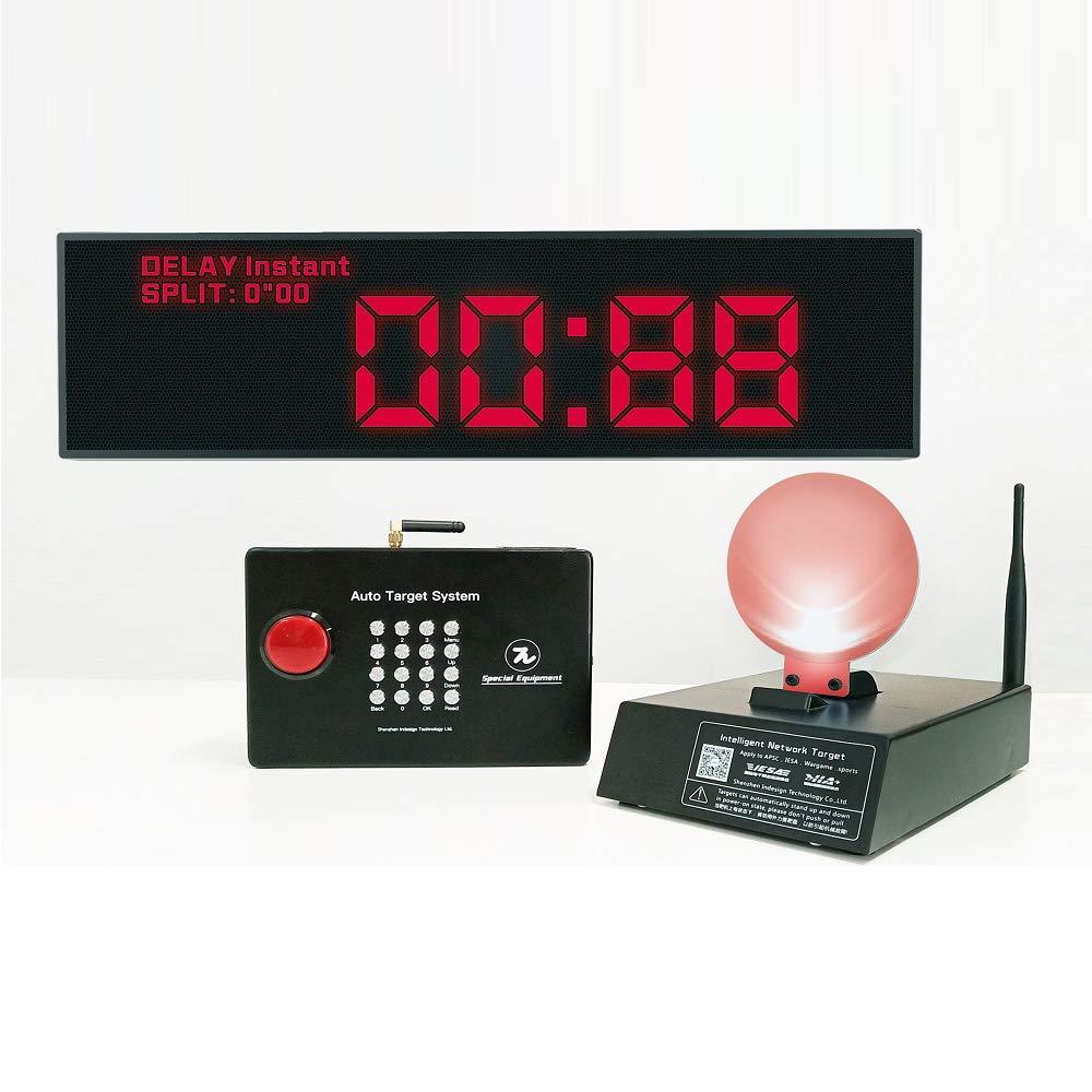 Pie IPSC高速撮影のための電子射撃目標システム B07JW8M6MD
