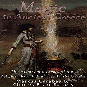 Magic in Ancient Greece Audiobook