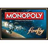 Firefly Edition Monopoly Board Game