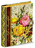 Journal-Jeweled-Foils-Rose Bouquet