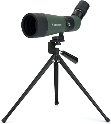 Celestron 52322 Landscout 12-36×60 Spotting Scope Army Green