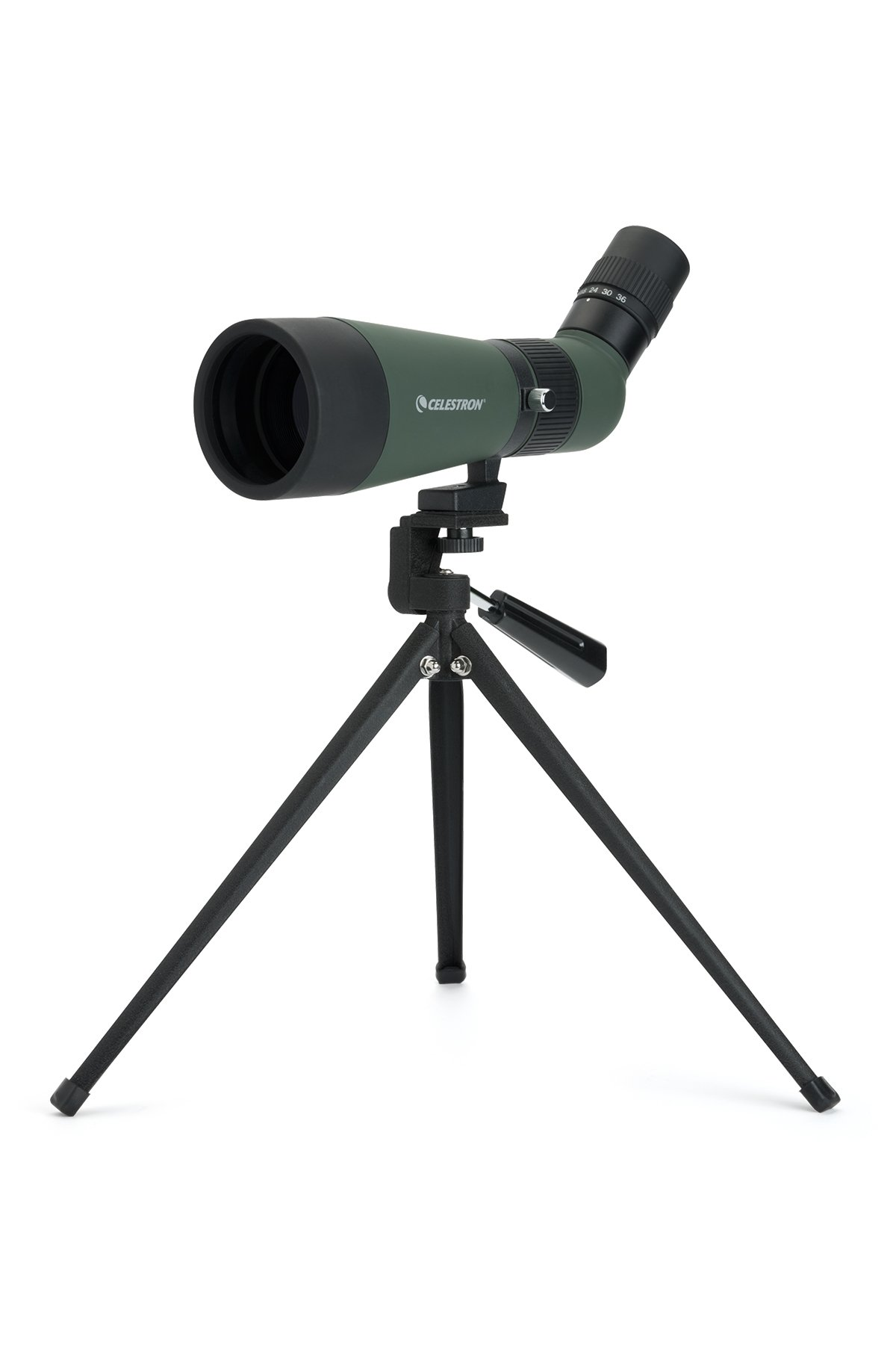 Celestron 52322 Landscout 12-36x60 Spotting Scope (Army Green) by Celestron