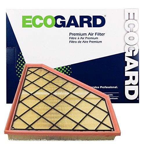 ECOGARD XA10188 Premium Engine Air Filter Fits Cadillac ATS, CTS / Chevrolet Camaro / Cadillac XT5