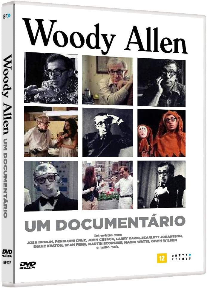 Woody Allen - Um Documentário - ( Woody Allen: A Documentary ) Robert B.  Weide | Amazon.com.br