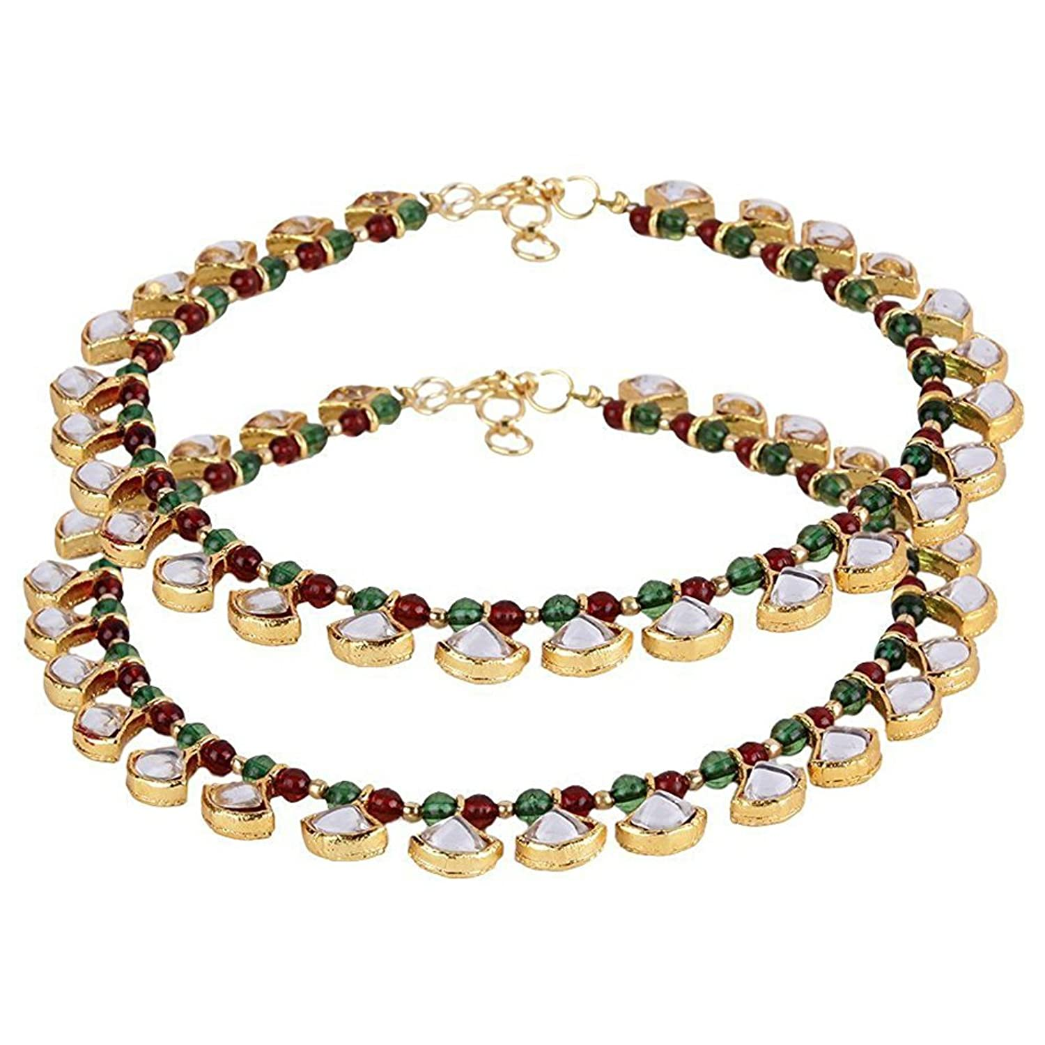 zoom anklet this chain shopping layered online explore femnmas to look image multi gold anklets buy hover over for by