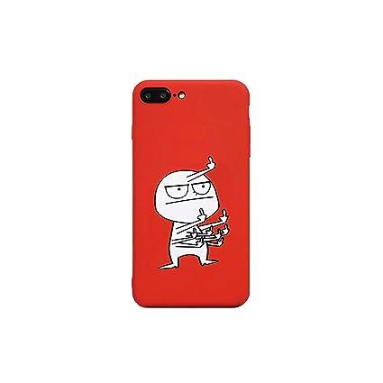 Amazon.com: Funda de silicona TPU suave para Xiaomi Mi A1 5X ...