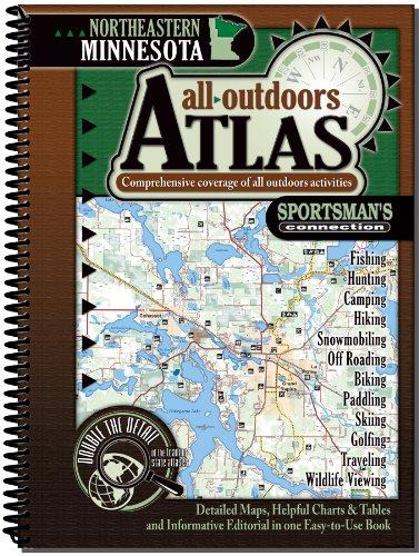 Northeastern Minnesota All-Outdoors Atlas