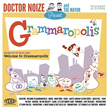Doctor Noize Grammaropolis Amazon Music