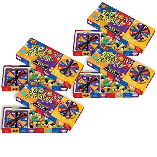 Jelly Belly BeanBoozled Spinner Gift Set 3.5 oz 4 Pack