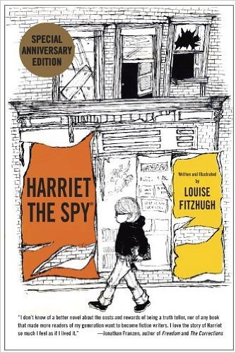 Harriet the Spy: 50th Anniversary Edition (Hardback) - Common
