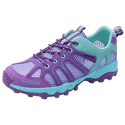 Posional Zapatillas de Running Zapatos para Caminar Calzado de ...