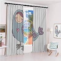 leinuoyi Kids Sunshade Sunscreen Curtain Russian Folklore and Mythology Childish...