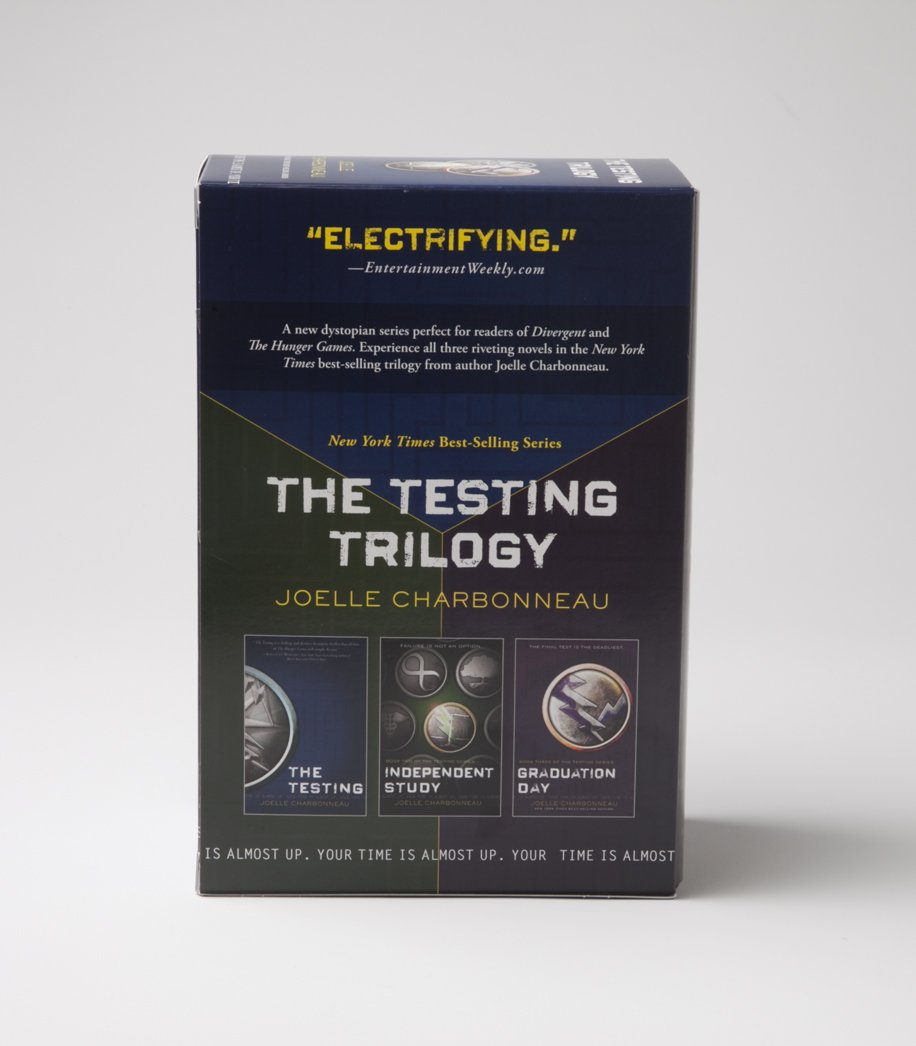 The Testing Trilogy Complete Box Set by HMH Books for Young Readers