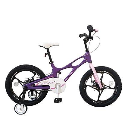 XQ- Bicicleta para Niños 14/16 Pulgadas Niños Y Niñas Cochecito De Bebé 3