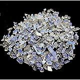 NewDreamWorld's Natural opal of gravel approx. 3mm-5mm for Marimo terrarium aquarium decoration,7mm-9mm fit fishbowl supplies (5mm~7mm, 3oz)