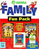 Sierra Family Fun Pack- 3.5