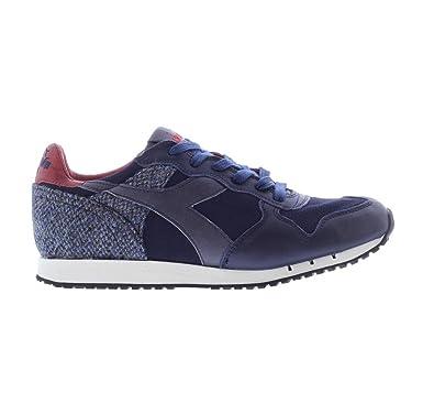 Diadora Sneaker homme Equipe Evo 60063 Blue Corsair T. 45 6sed4yskUh