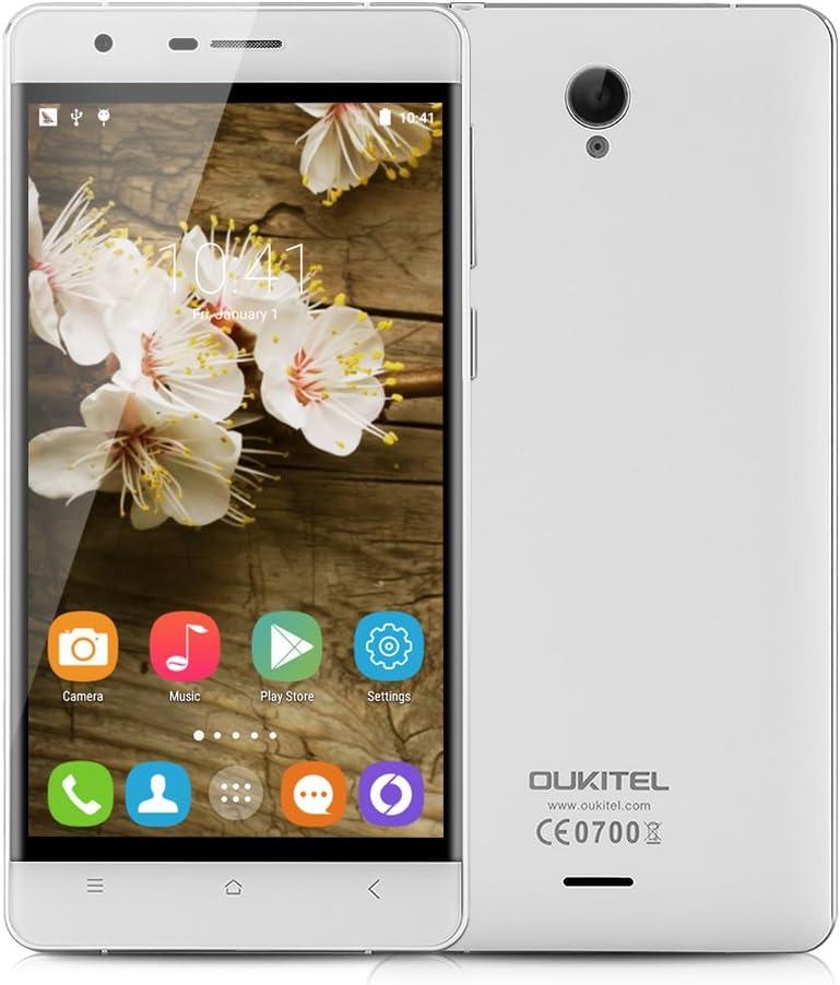 OUKITEL K4000 Lite - 4G Lte Smartphone Libre Android 5.1 (Pantalla ...