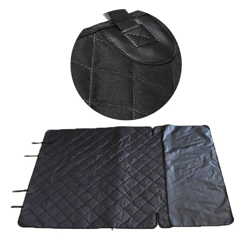 Trunk Car Mat, Non-Slip Durable Dogs Cover Pet Cat Trunk Predective Blanket Oxford Carrier Pad Fits Most Car SUV Van
