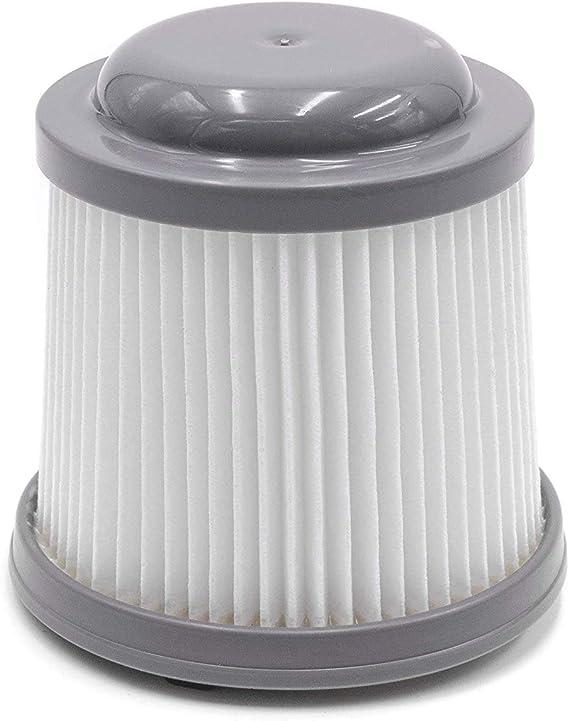 LIRR Filtro de Cartucho aspiradora para Black & Decker Dustbuster Pivot PD1820LF, PV1210, PV1225, PV1225NPM, PV1410,PV1225NB: Amazon.es: Hogar