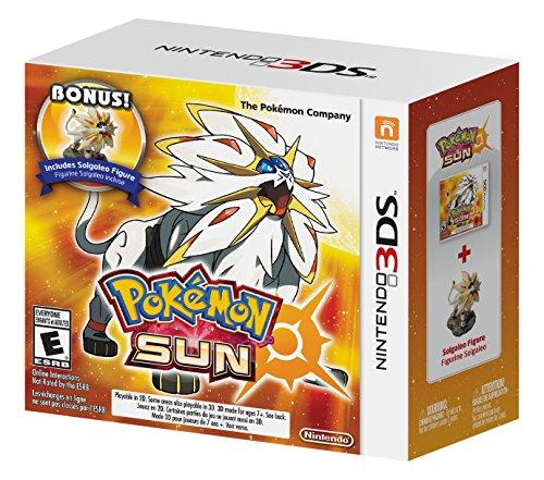 Nintendo CTR R WJV1 Pokemon Sun Solgaleo Nintento