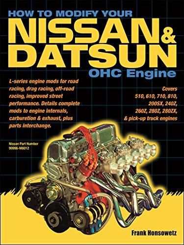 How to Modify Your Nissan & Datsun OHC Engine Pdf