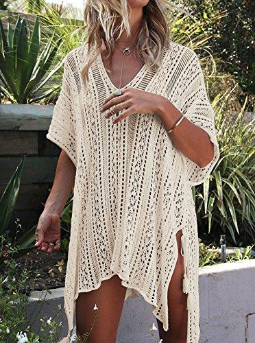 HARHAY-Womens-Summer-Swimsuit-Bikini-Beach-Swimwear-Cover-up
