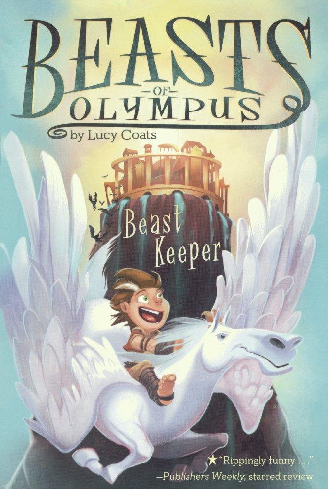 Beast Keeper (Turtleback School & Library Binding Edition) (Beasts of Olympus)