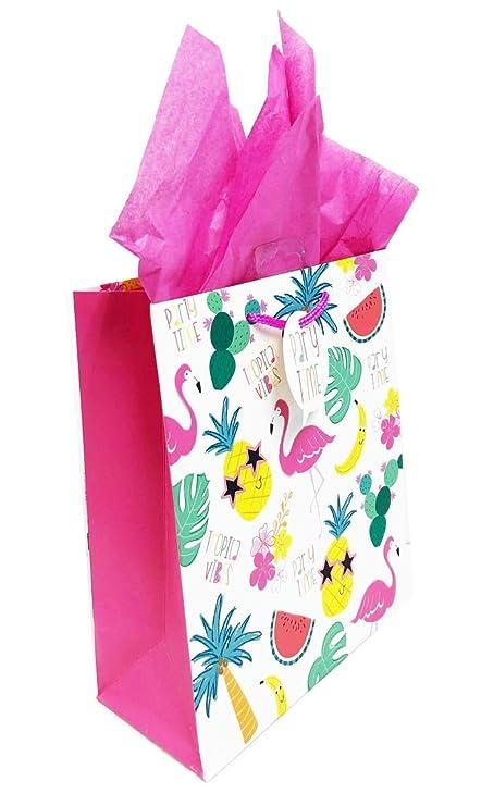 Bolsa de regalo de cumpleaños para niñas, tamaño XL, tamaño ...