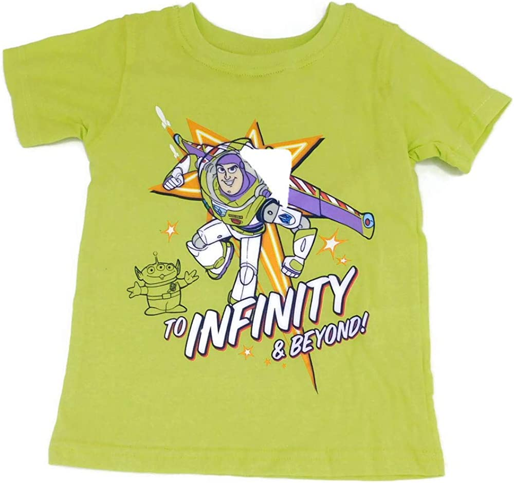 Toy Story 4 Movie Buzz Light Year Woody T Shirt and Muscle Shirt Combo