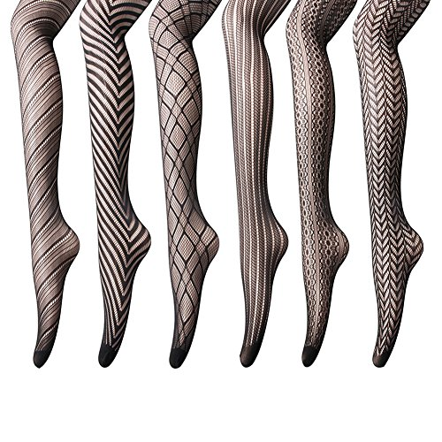 womens-fishnet-stockings-tights-3-to-6-pack-of-sexy-fishnets-bodystockings-pantyhose-for-party-danci