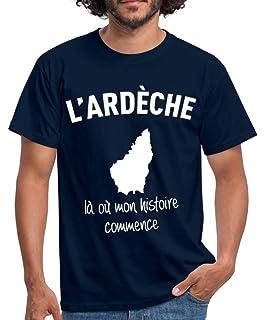 T Shirt Pétanque Premium Spreadshirt Logo Homme 3R4jL5A