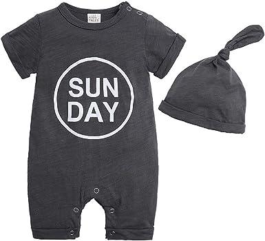 Divertido Pijama, K-Youth Bodies para Niños Sun Day Mono ...